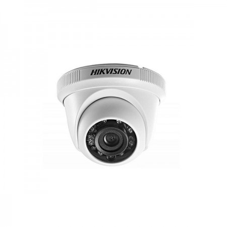 Câmera Hikvision - Dome Hibrida 1MP 20m - 2,8mm