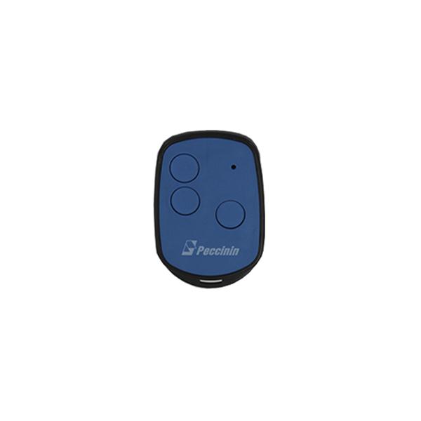 Controle Remoto - Peccinin New Evo 433,92 MHz - Azul