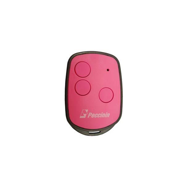 Controle Remoto - Peccinin New Evo 433,92 MHz - Rosa