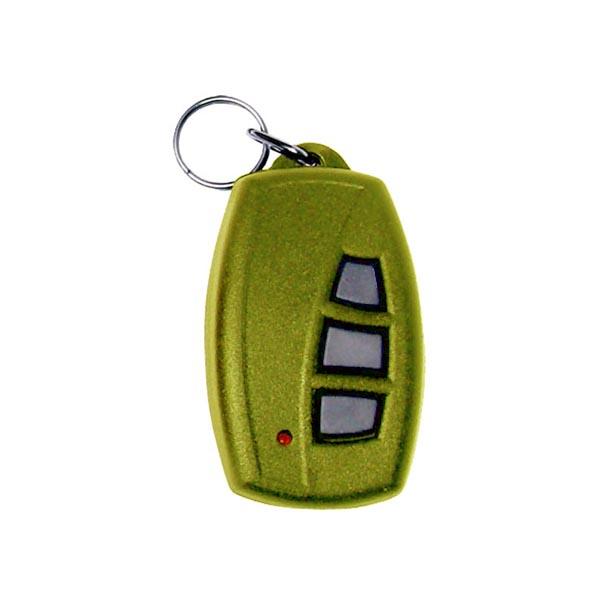 Controle Remoto Tx-Tech 433,92Mhz Amarelo - Genno