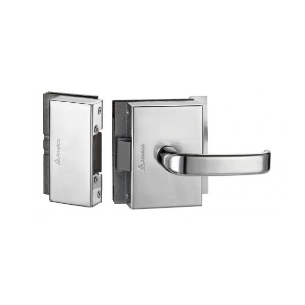 Fechadura Elétrica p/Porta de Vidro FV32ECRA - Amelco