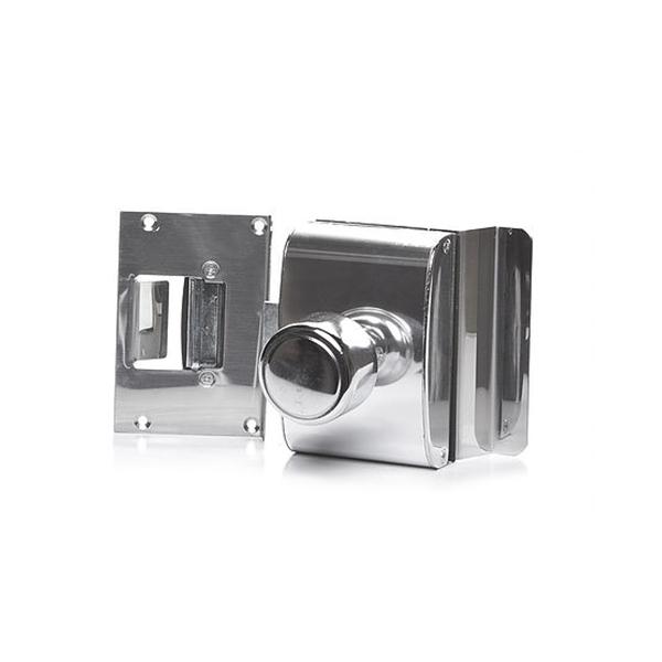 Fechadura Elétrica P/Porta de Vidro PV200R1I - AGL