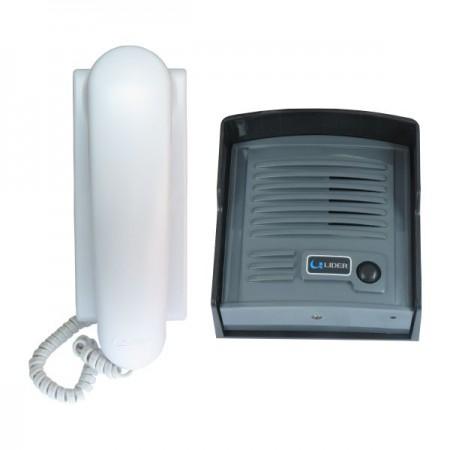 Porteiro Eletrônico LR-520S Baby - Líder