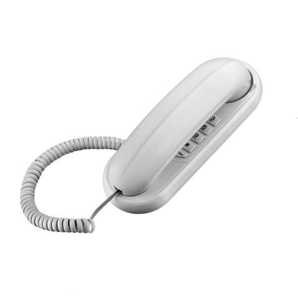 Telefone c/ Fio TCF 1000 - Branco - Elgin