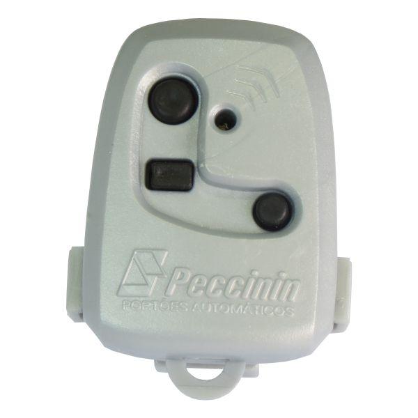 Controle Remoto - Peccinin 433,92 MHz - Prata