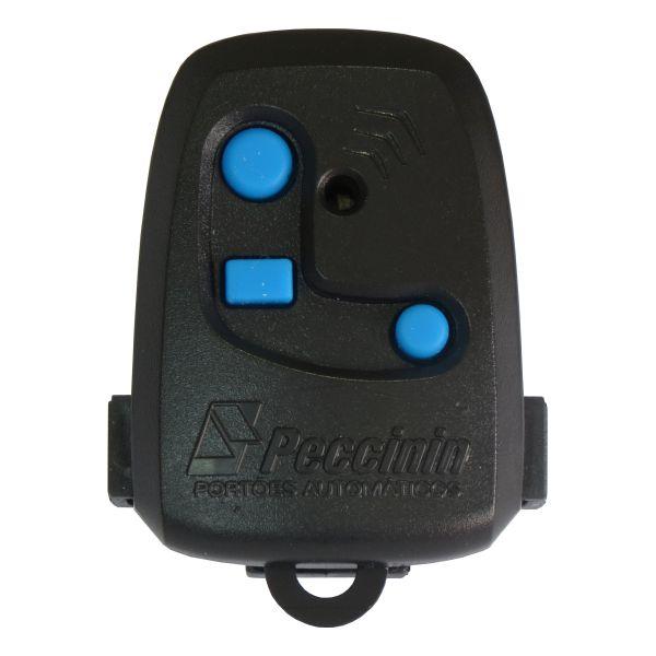 Controle Remoto - Peccinin 433,92 MHz - Preto
