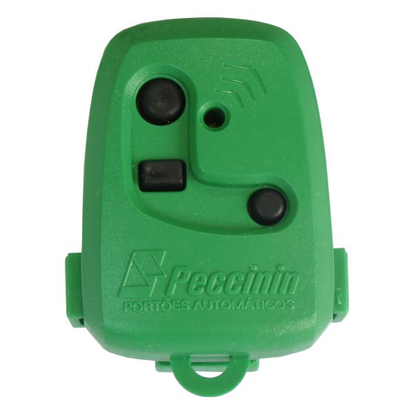 Controle Remoto - Peccinin 433,92 MHz - Verde