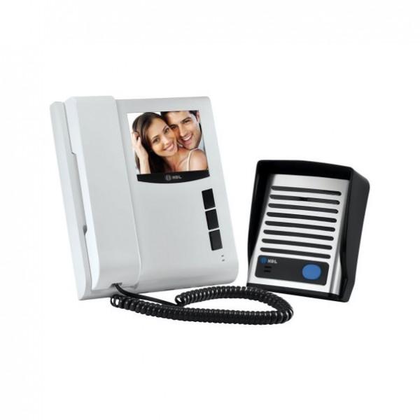 Porteiro Eletrônico C/ Vídeo Color SENSE Classic - HDL