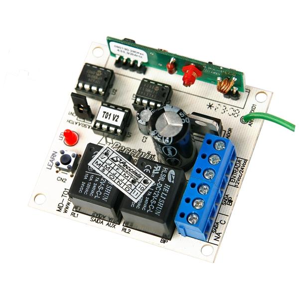Módulo Eletrônico MD T01 12v/24v - Nice