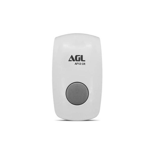 Acionador de Fechadura 12V por Botão ou Controle Remoto AF12-CR - AGL