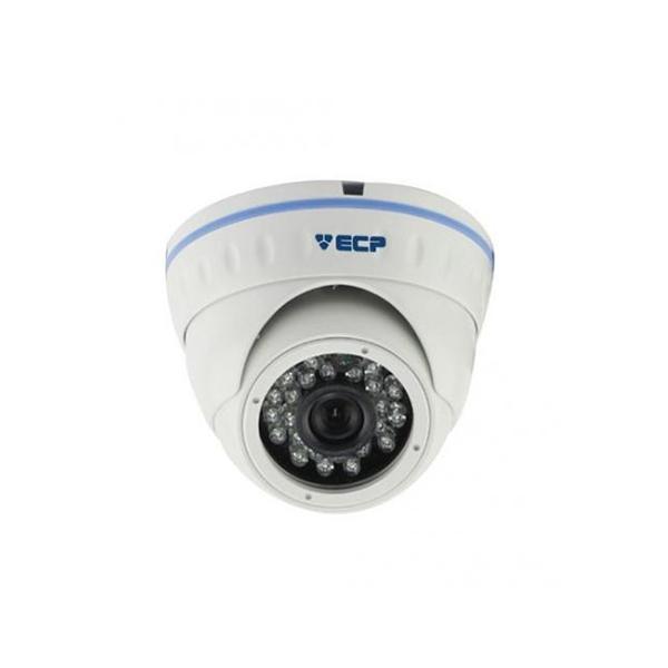 Câmera Dome Metal 3.6mm - ECP