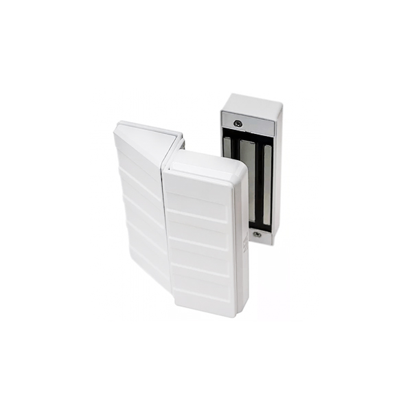 Fechadura Eletroímã AL150 Branca - AGL