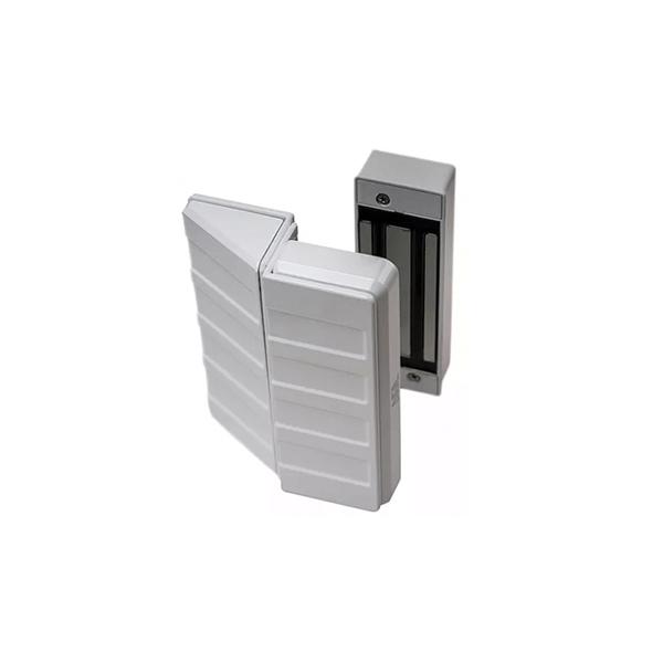 Fechadura Eletroímã AL150 Prata - AGL
